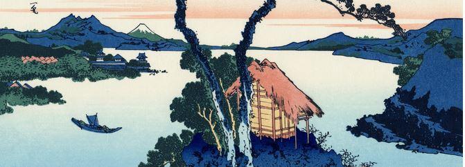 hokusai-paysage