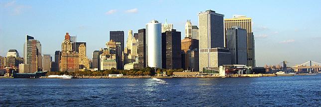 New-York: bientôt des îles pour traiter les déchets?