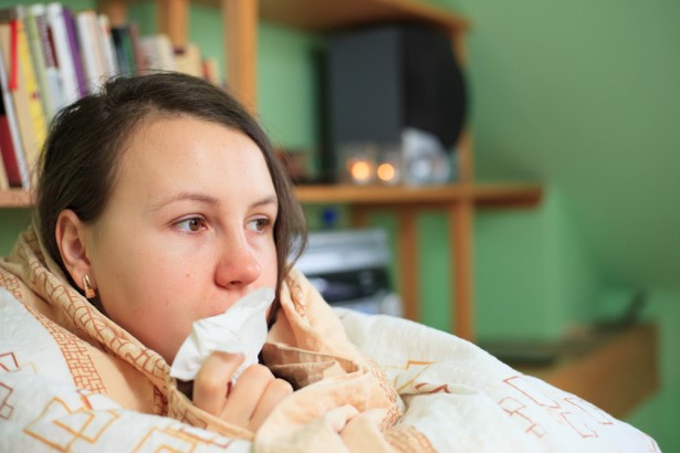 gueule de bois, rhume, grippe