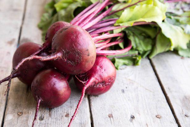 légumes d'hiver, betterave