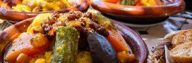 Couscous végétarien aux courges et deux autres recettes salées à la cannelle