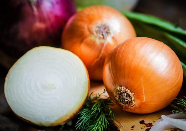 légumes d'hiver, oignon
