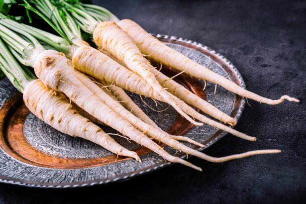 panais, légumes d'hiver