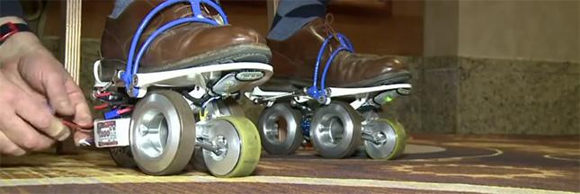 CES 2015 - Rollkers : l'innovation qui va vous faire marcher !