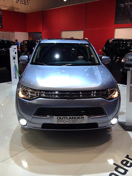 SUV-Mitsubishi