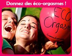 éco-orgasme écologie sexe