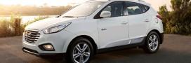 Voiture à hydrogène: le match Toyota – Hyundai a commencé