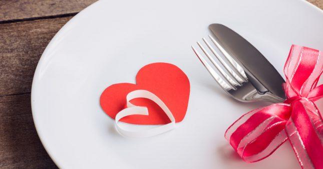 5 recettes bio faciles pour un repas romantique