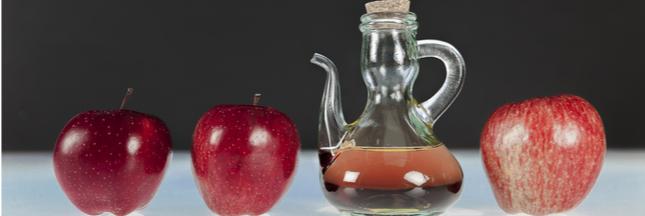 20 manières astucieuses d'utiliser le vinaigre de cidre