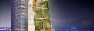 Potager mural et fermes suspendues - comment vous mangerez demain via l'agriculture urbaine