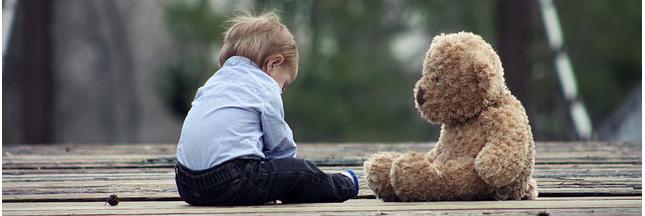 L'adoption d'enfants dans le monde décline
