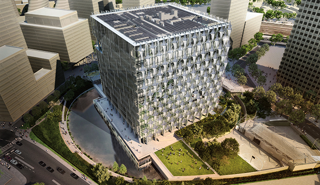 ambassade-americaine-londres-membranes-solaires-pvilion