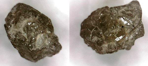 Diamants bruts