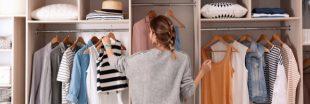 Ménage de printemps : comment bien organiser son placard ?