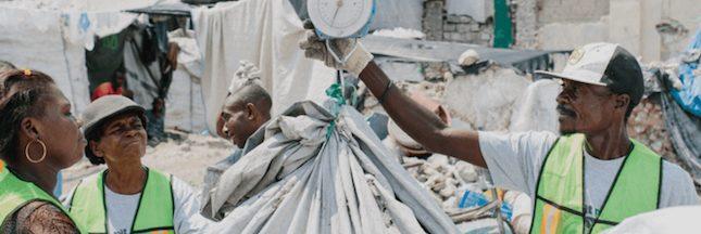 Plastic Bank : mouvement citoyen anti-plastique et anti-pauvreté