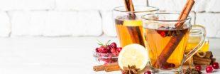 Recette réconfortante : le Teatime Royal à la cannelle... et sans thé