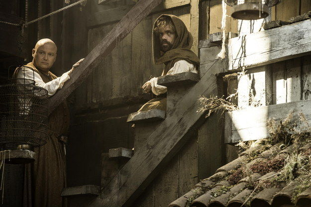 Conleth-Hill-as-Varys-and-Peter-Dinklage-as-Tyrion-Lannister-in-Game-of-Thrones-S5
