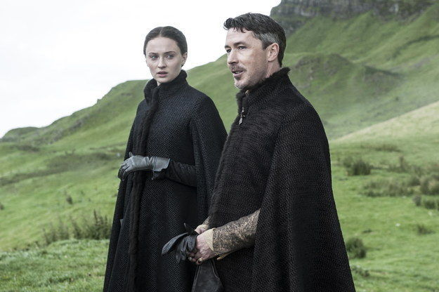 Sophie-Turner-as-Sansa-Stark-and-Aidan-Gillen-as-Littlefinger-in-Game-of-Thrones-S5