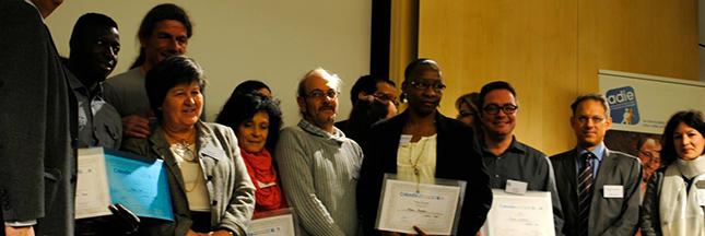 La France est une mine de talents cachés : lauréats ADIE 2015 du microcrédit