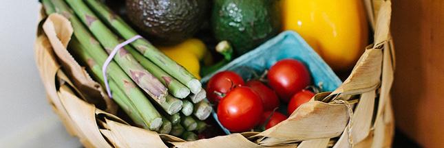 Fruits et légumes en circuit court type AMAP les moins chers du marché - Étude