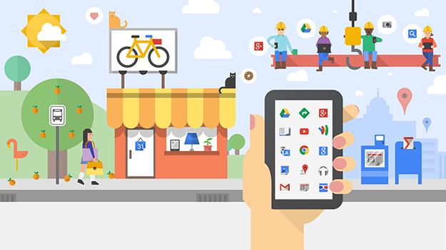 google-travail