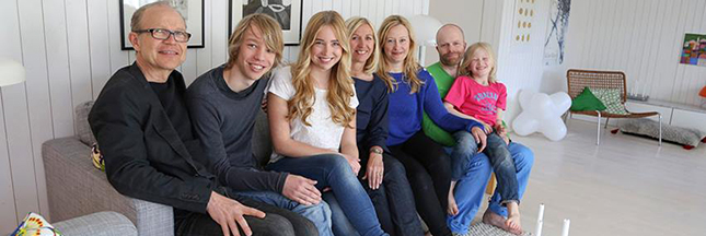 Les Lindell, la famille qui divisa par 5 sa production de CO2 en 6 mois