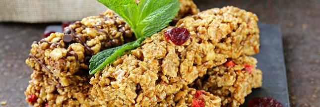 Pourquoi (et comment) faire vos propres barres de céréales bio