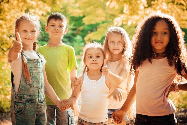 commerce équitable enfants