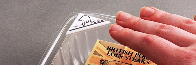 Contre le gaspillage alimentaire : Bump Mark, l'étiquette qui dit la vraie péremption