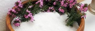 Détox : découvrez le sel d'Epsom !