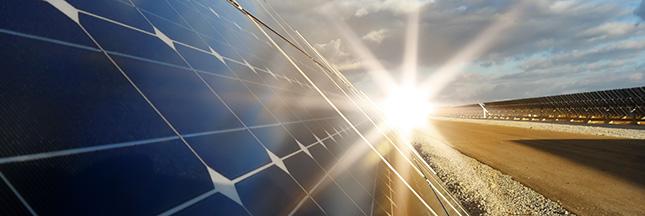 Stockage électricité solaire