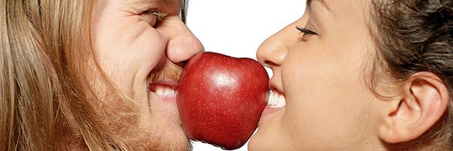 Hommes et femmes pas d'accord sur les fruits et légumes. Disputes en vue?