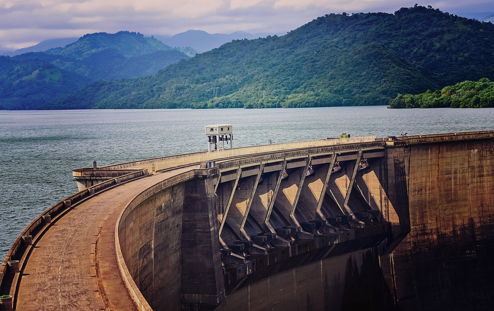 Victoria Dam, le plus grand barrage du Sri Lanka - Barrages