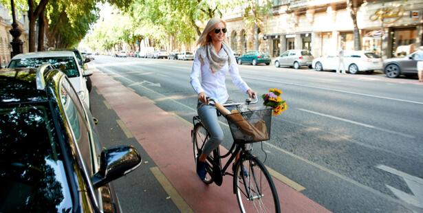 vélo en ville économique
