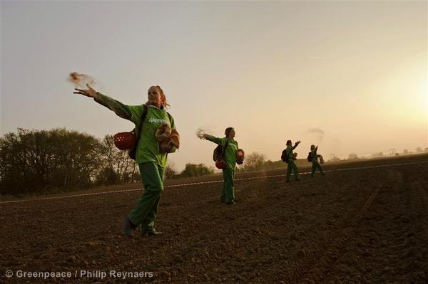 Monsanto Greenpeace