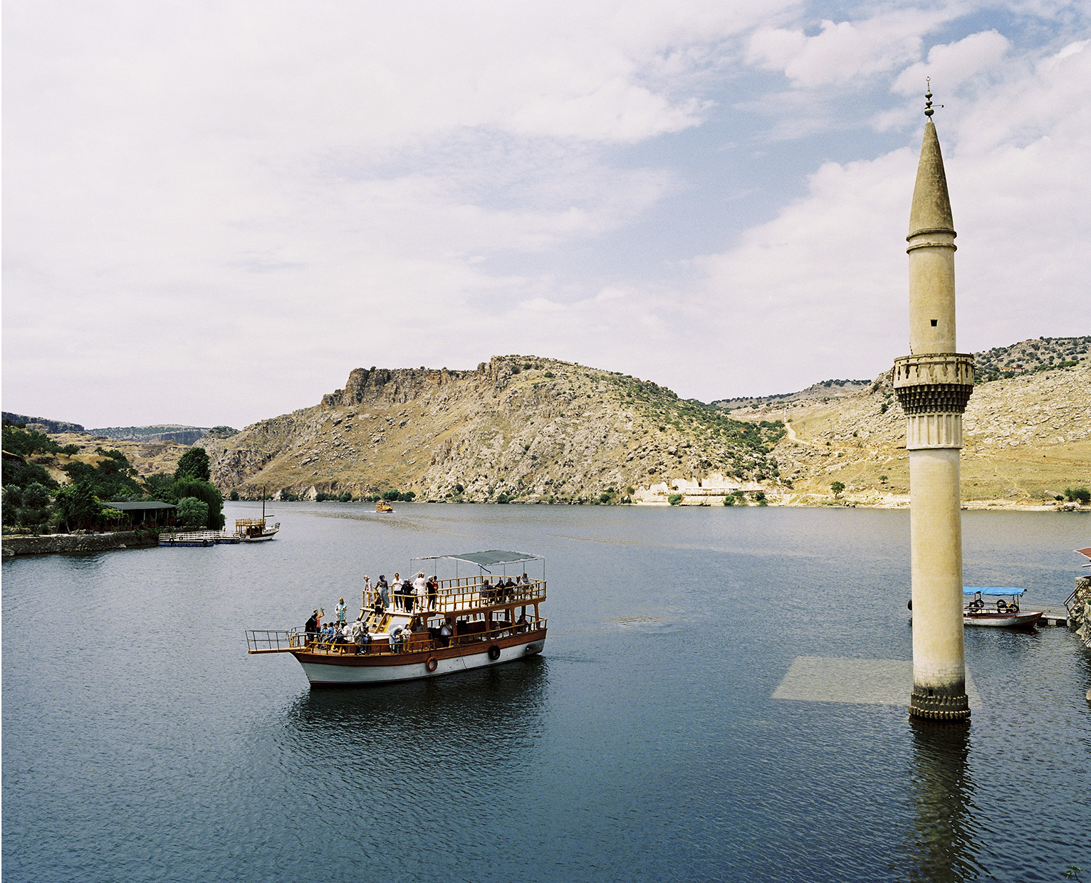 Barrages Turquie Mathias Depardon