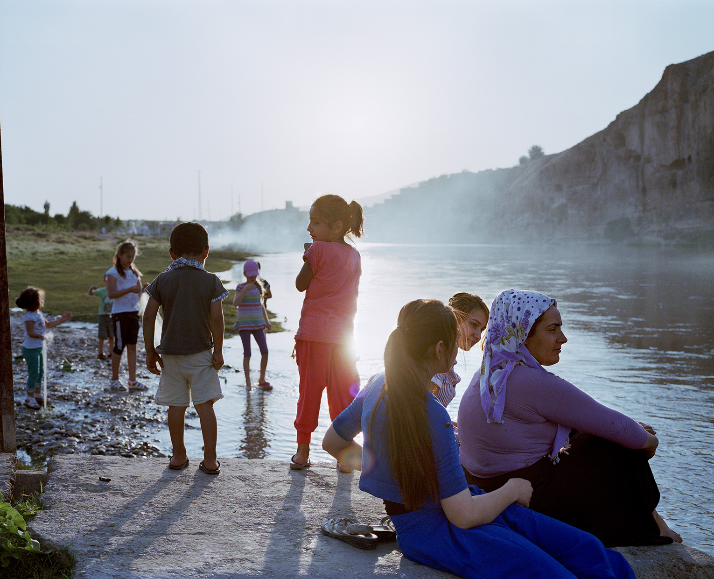 Barrages Turquie Kurdistan Mathias Depardon