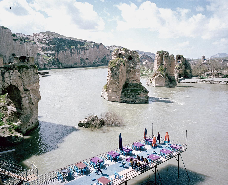 Barrages Mathias Depardon Turqui