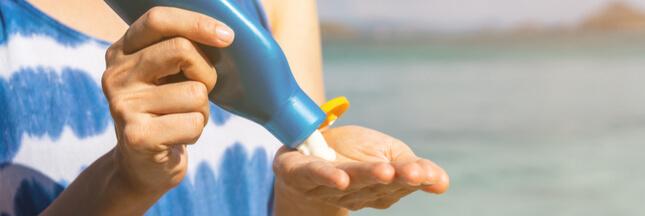Les substances que nous cache la crème solaire