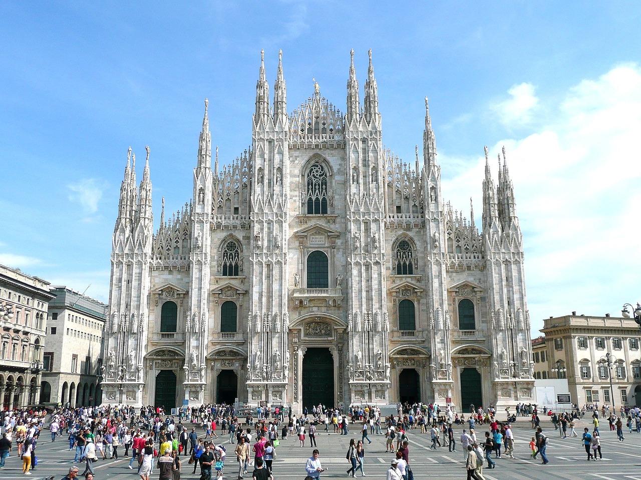 Le Duomo, cathédrale de Milan