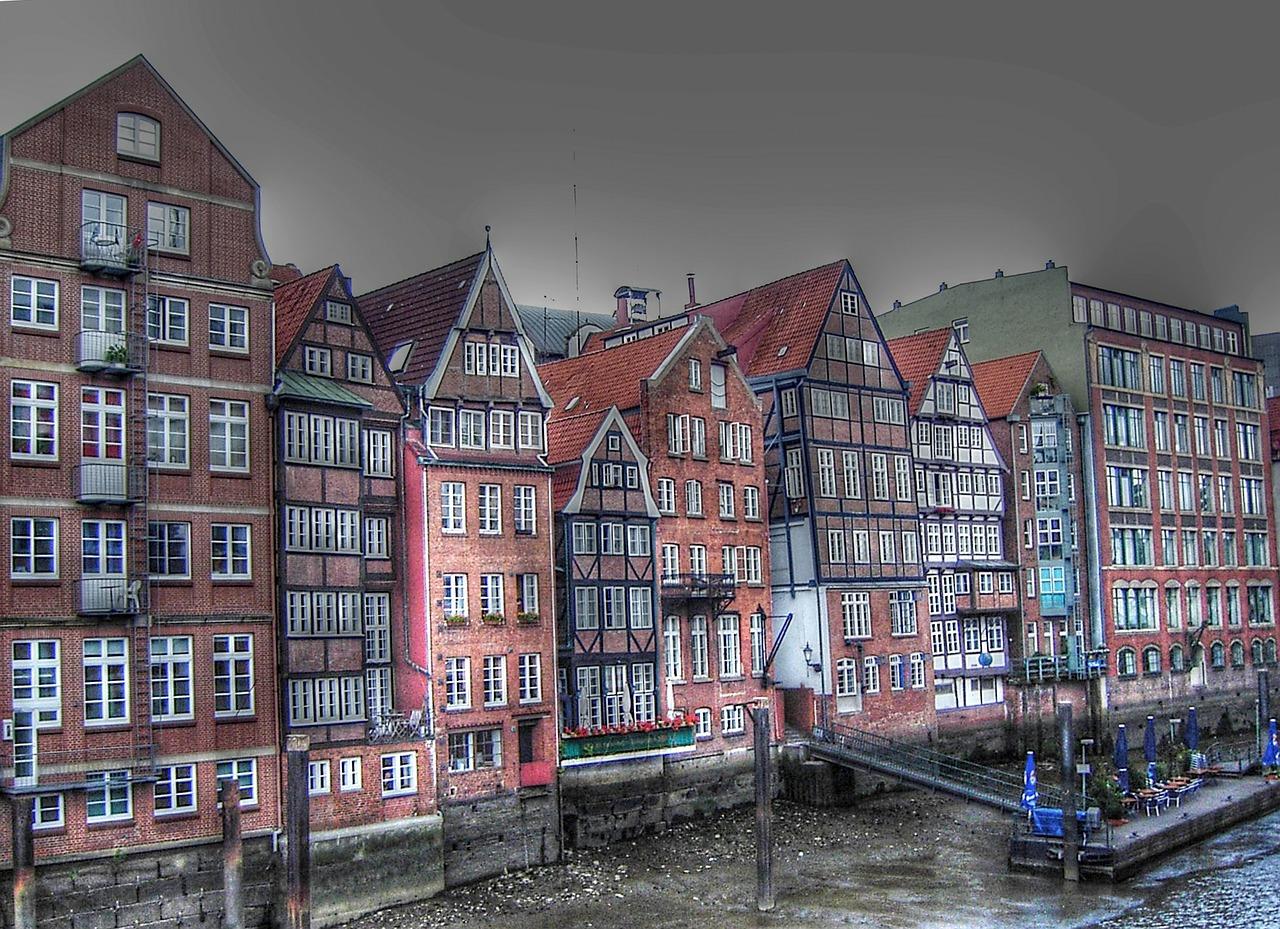 Hambourg, ville à la pointe