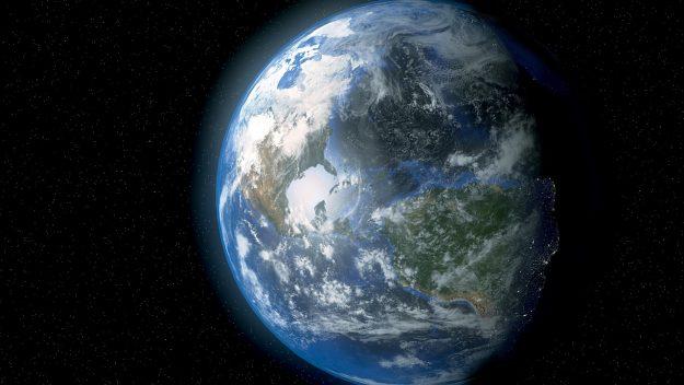 planete terre vue espace