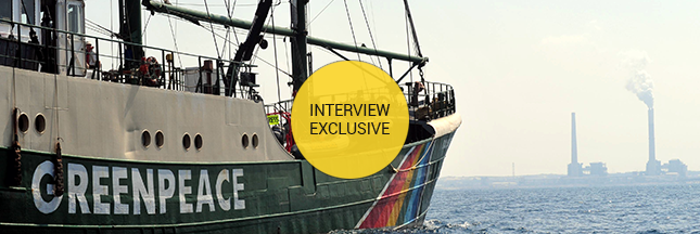 Greenpeace : 'L'industrie agro-chimique est devenue idéologique'