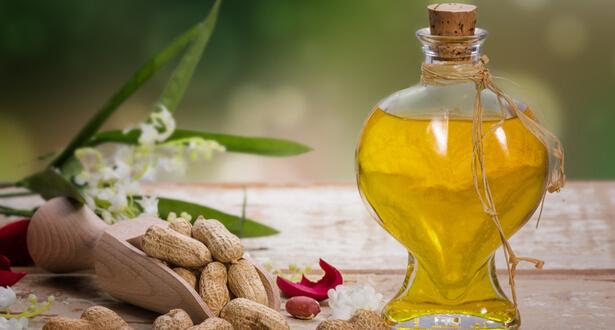 huile d'arachide prix