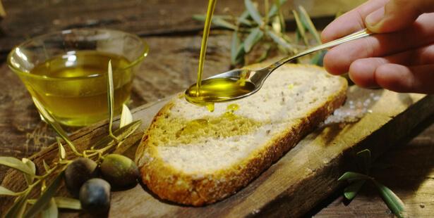 bienfaits huile d'olive
