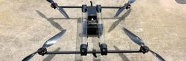 Un drone passe à l'hydrogène… et battrait le record d'autonomie