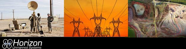 © Horizon Energy Systems drone à l'hydrogène autonomie
