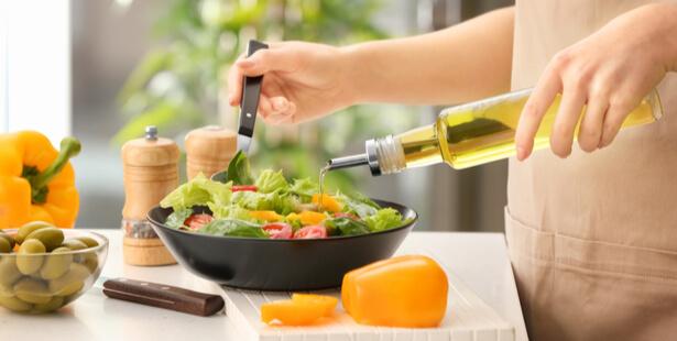 recette huile d'olive