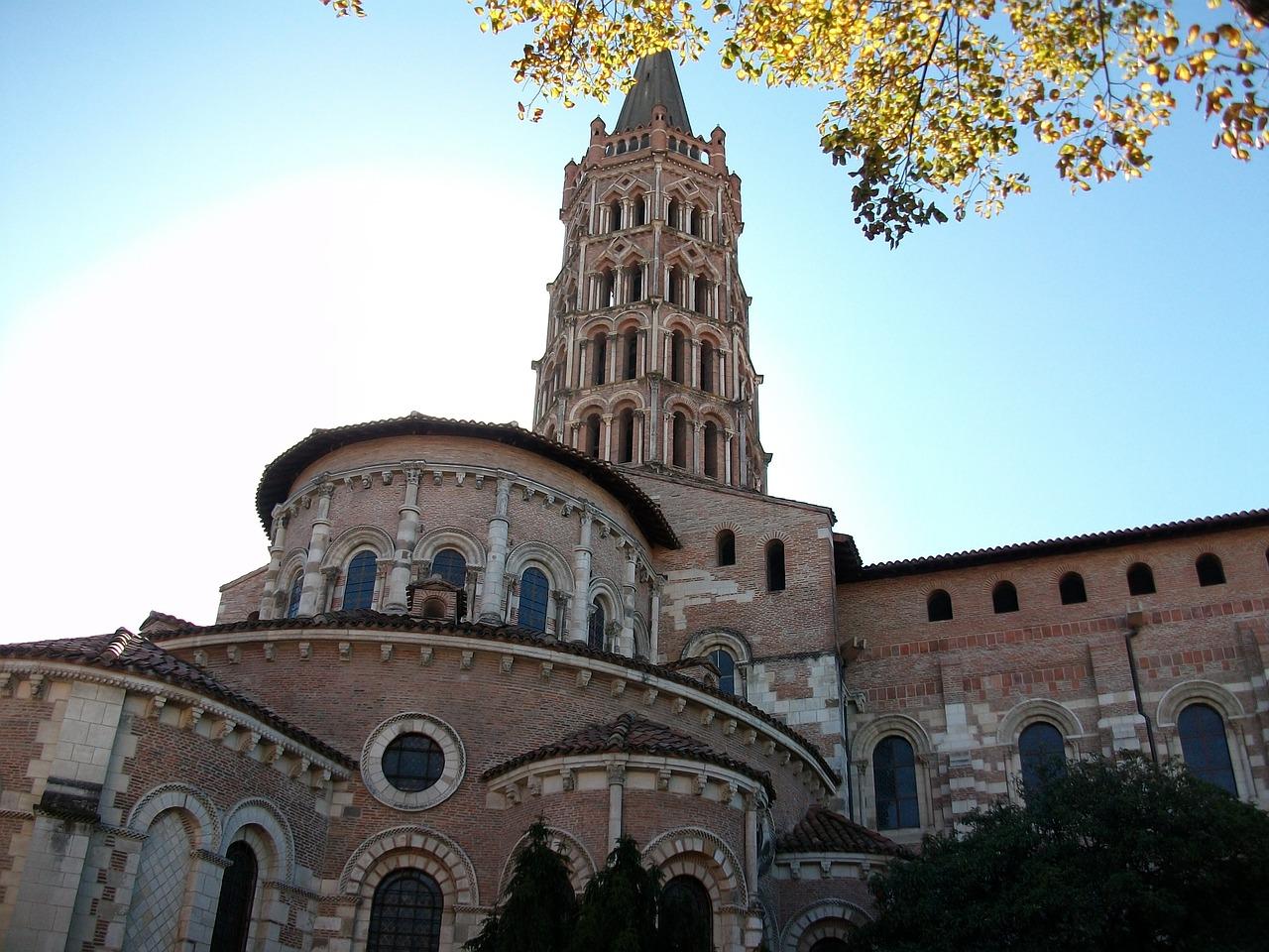 Les guides locaux vous feront visiter la cathédrale de Toulouse, mais aussi les églises moins connues