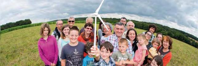 Investissement citoyen dans les énergies vertes: le retard français